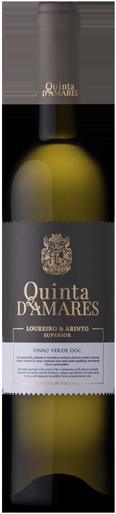 Quinta D'Amares Loureiro & Arinto Superior 1