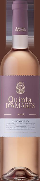 Quinta D'Amares Rosé 0